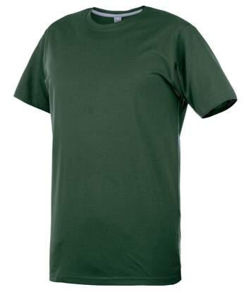 Tee-shirt de travail Job+ Würth MODYF vert