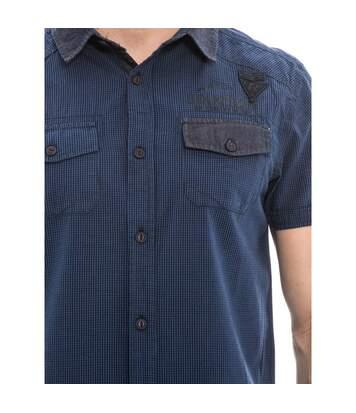 Chemise petits carreaux coton DAGAN - RITCHIE