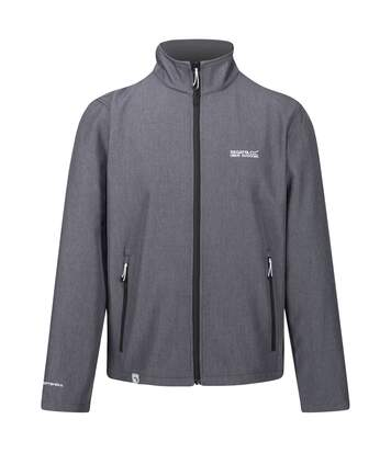 Regatta Mens Cera IV Softshell Jacket (Seal Grey Marl) - UTRG4918