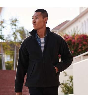 Regatta Mens Sigma Heavyweight Anti-Pill Fleece Jacket (Dark Navy) - UTRW1203