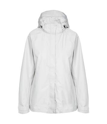 Trespass Womens/Ladies Review Waterproof Jacket (Fawn) - UTTP4617