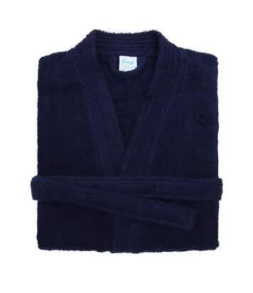 Peignoir De Bain - Unisexe (Bleu marine) - UTRW2637