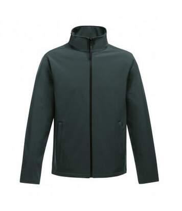 Regatta Standout Mens Ablaze Printable Soft Shell Jacket (Extreme Green/Black) - UTPC3322