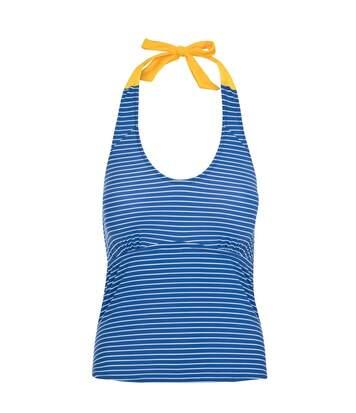 Trespass Womens/Ladies Winona Tankini (Blue Moon Stripe) - UTTP4642
