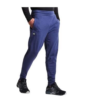 Dare 2B Mens Affection II Slim Leg Jogging Bottoms (Peacoat Blue) - UTRG3577