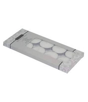 Gsd - Bougies Chauffe-Plats (Blanc) - UTSG18705