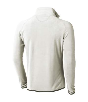 Elevate Mens Brossard Micro Fleece (Light Grey) - UTPF1944