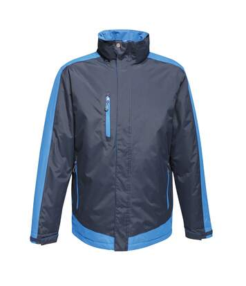 Regatta Contrast Mens Insulated jacket (Navy/New Royal) - UTRW6354