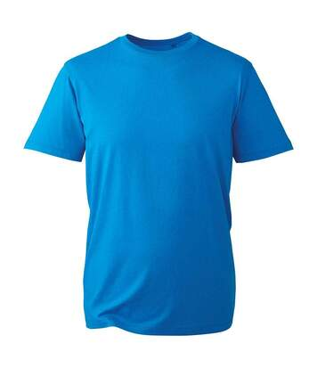 Anthem T-shirt biologique pour hommes (Bleu saphir) - UTPC4295