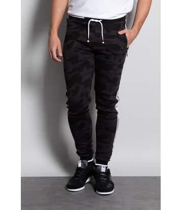 Pantalon de jogging camouflage ARMADA Black