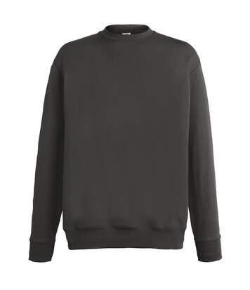 Fruit Of The Loom - Sweatshirt Uni - Homme (Vert tendre) - UTRW4499