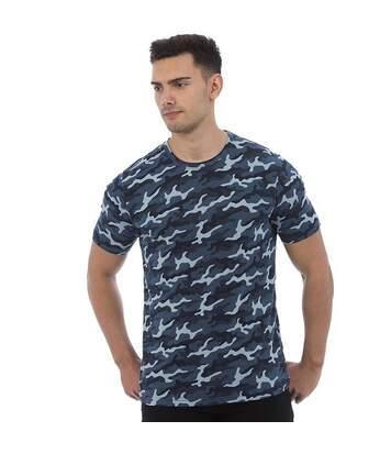 AWDis Mens Camouflage T-Shirt (Blue Camo) - UTPC2978