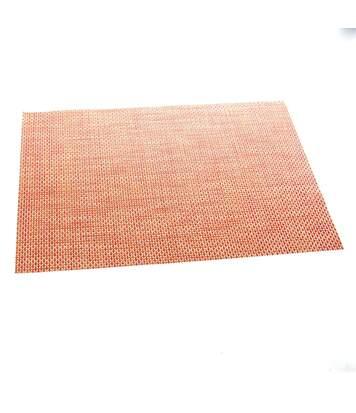 Set de table Texal - 50 x 35 cm - Orange