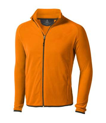 Elevate Mens Brossard Micro Fleece (Orange) - UTPF1944