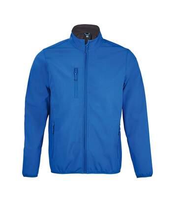 SOLS Mens Radian Soft Shell Jacket (Royal Blue) - UTPC4115