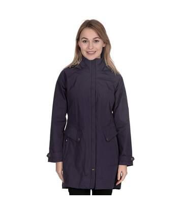 Trespass Womens/Ladies Rainy Day Waterproof Jacket (Mauve) - UTTP3613