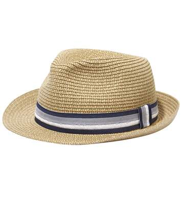 Trendy Trilby-hoed