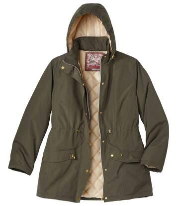 Funkčná bunda s kapucňou