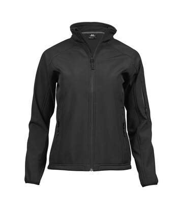 Tee Jays Womens/Ladies Performance Softshell Jacket (Black) - UTBC3997
