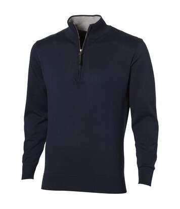 Slazenger - Pull Zippé - Homme (Bleu marine) - UTPF1755
