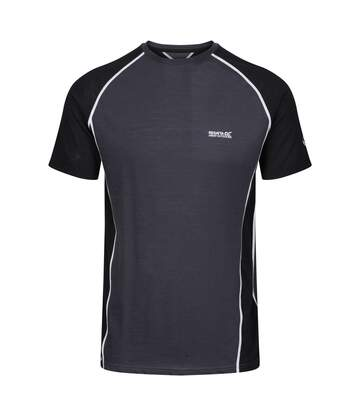 Regatta - T-Shirt De Sport Tornell - Homme (Gris clair) - UTRG4935