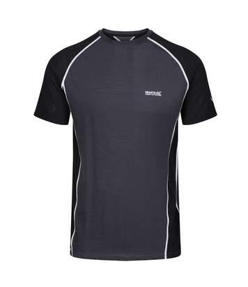 Regatta Mens Tornell II Active T-Shirt (Ash) - UTRG4935