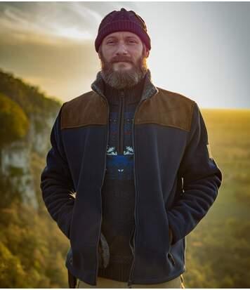 Fleecevest Atlas® met sherpavoering