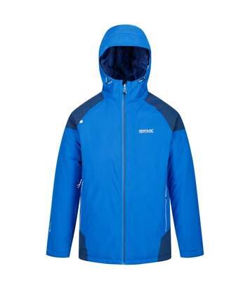 Regatta Mens Garforth III Waterproof Jacket (Oxford Blue/Prussian Blue) - UTRG4461