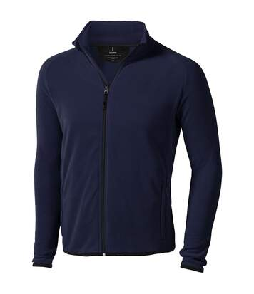 Elevate Mens Brossard Micro Fleece (Navy) - UTPF1944