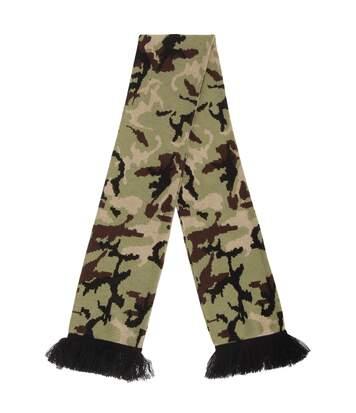 Floso - Echarpe À Motif Camouflage - Adulte Unisexe (Vert) (Taille unique) - UTSK267