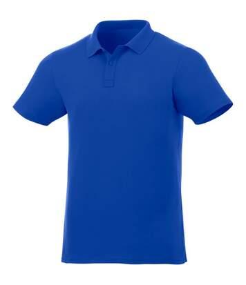 Elevate Liberty Mens Short Sleeve Polo Shirt (Blue) - UTPF2225
