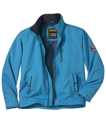 Men's Ocean Blue Windbreaker