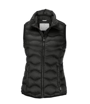 Veste doudoune sans manches - femme - NB79F - noir
