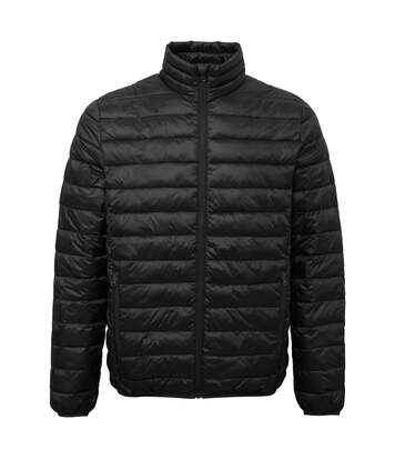 2786 Mens Terrain Long Sleeves Padded Jacket (Black) - UTRW6282