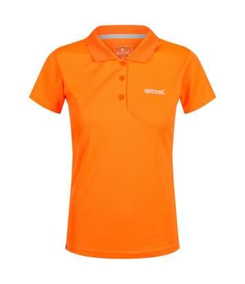 Regatta Maverick Iv - Polo - Femme (Orange) - UTRG3326
