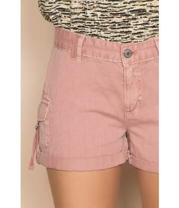 Short avec poches côtés plaquées OXY Powder