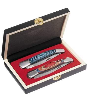 Schatulle mit 2 Messern