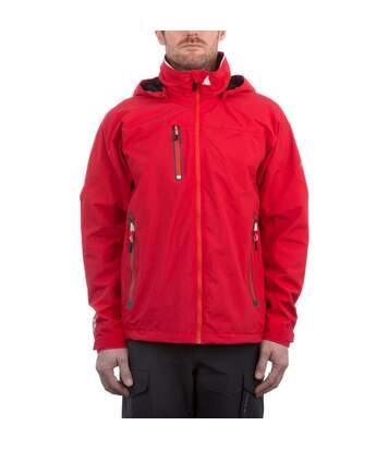 Musto Mens Sardinia II BR1 Jacket (True Red/Platinum) - UTRW5608