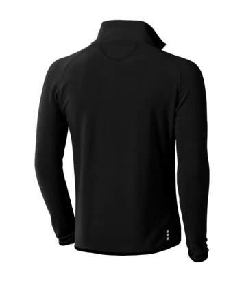 Elevate Mens Brossard Micro Fleece (Solid Black) - UTPF1944