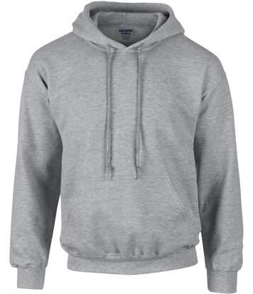 Sweat-shirt à capuche Sport Grey