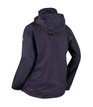 Regatta Mens Lyle IV Waterproof Hooded Jacket (Pepper) - UTRG3476