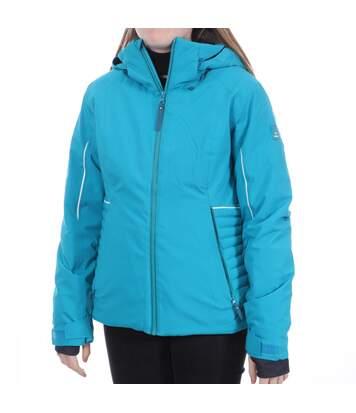 Veste d'hiver Bleu Femme Eider Ridge