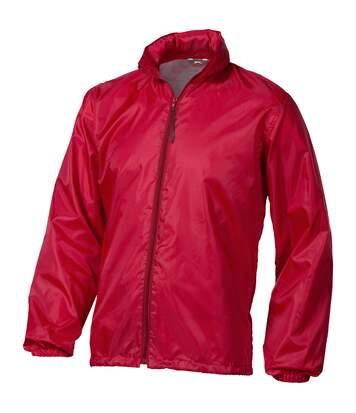 Slazenger Mens Action Jacket (Red) - UTPF1778