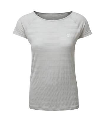 Dare 2B - T-Shirt De Sport Defy - Femme (Gris bleu) - UTRG5030