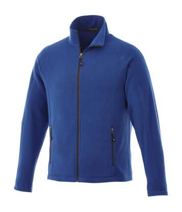 Elevate Mens Rixford Full Zip Polyfleece (Classic Royal Blue) - UTPF1958