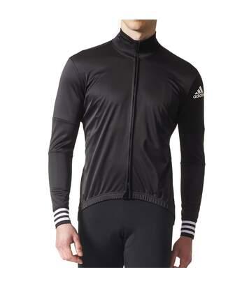 Maillot cyclisme noir homme Adidas Adistar
