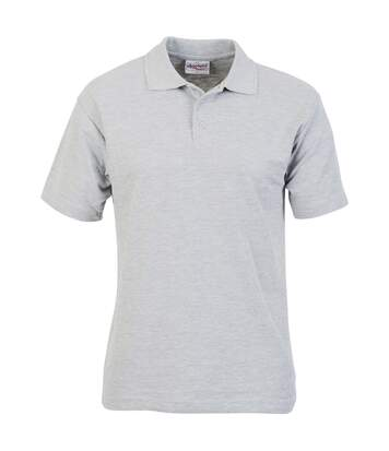 Absolute Apparel Mens Pioneer Polo (Sport Grey) - UTAB104