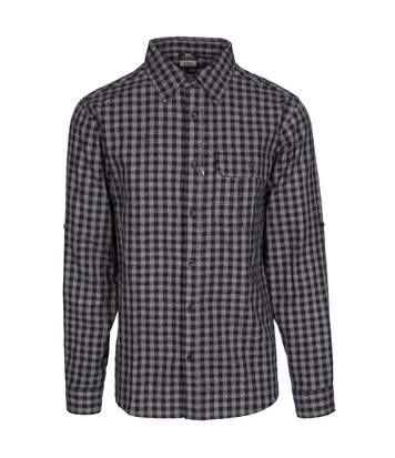 Trespass Mens Participate Shirt (Navy Check) - UTTP4568