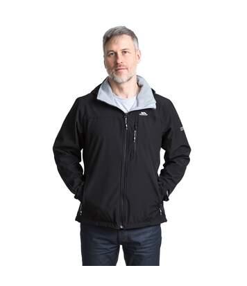 Trespass Mens Vander Softshell Jacket (Black) - UTTP3334