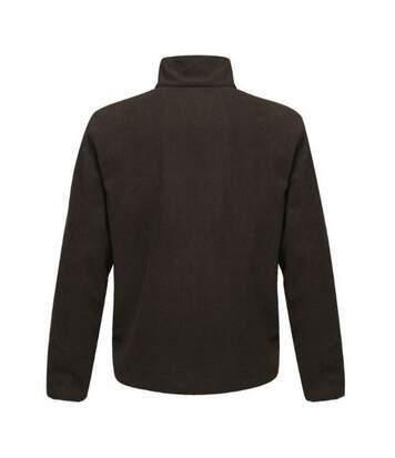Regatta Mens Omicron III Waterproof Fleece Jacket (Black) - UTRG3559
